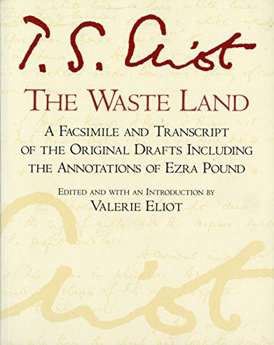 t.s eliot the waste land and other poems pdf