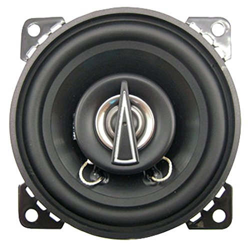 Lanzar MX42 Max Series 4-Inch 120-Watt 2-Way Coaxial Speakers (Pair) (Speaker Series Gt)