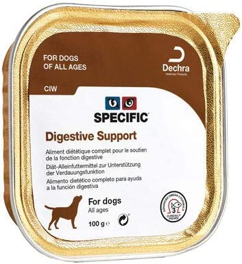 Specific Canine Adult CIW Digestive Support Caja 6X300Gr Ndr 1800 g