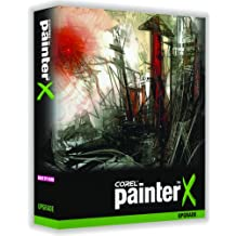 Corel Painter X, EN, CD, Win32 & Mac, Upgrade - Software de licencias y actualizaciones (EN, CD, Win32 & Mac, Upgrade, 1 usuario(s), 360 MB, Mac OS X 10.3.9, Windows Vista, Windows XP, Windows 2000., CD-ROM, SVGA(1024 x 768)., 256 MB, 700 MHz)