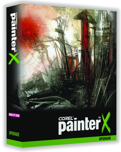 Painter X Upgrade [OLD VERSION] by Corel