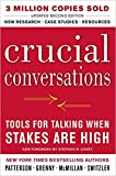 img - for [0071775307] [9780071775304] Crucial Conversations: Tools for Talking When Stakes Are High, Second Edition-Hardcover book / textbook / text book