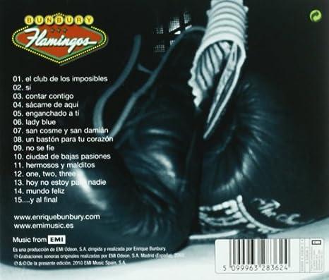 album flamingos enrique bunbury gratis