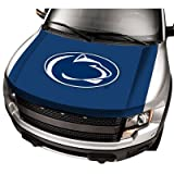 NCAA Penn State Auto Hood Cover, One Size, One
