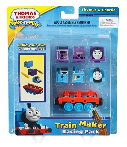 Fisher-Price Thomas The Train Take-n-Play Engine Racing - Monte Del Mall