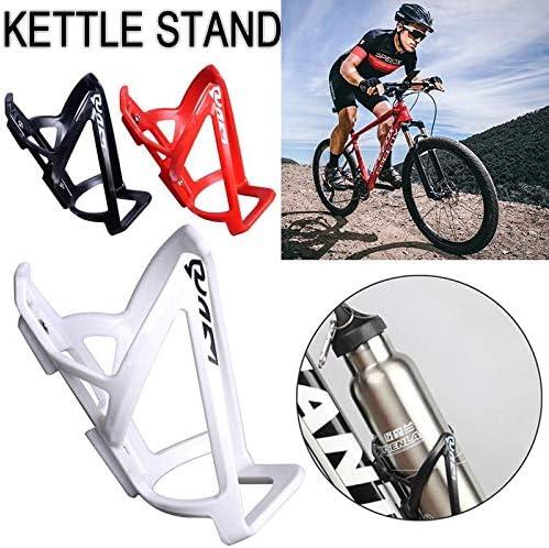 para todas las bicicletas de monta/ña Soporte para botella de agua de bicicleta de buena dureza soporte para botellas de agua