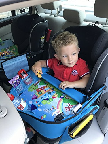 Attachable Snack Tray For Stroller - 6