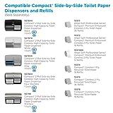 Compact 2-Roll Side-by-Side Coreless