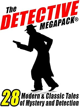 book cover of The Detective Megapack