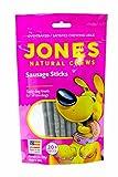 Cheap Jones Natural Chews Sausage Sticks Dog Treats (More Than 20 Pieces) 3.3 Oz Bag