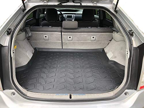 Laser Measured Trunk Liner Cargo Rubber Tray for Toyota Prius 2010-2015 New