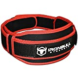 Weight Lifting Belt - High Performance Neoprene Back Support - Light Weight & Heavy Duty Core Support