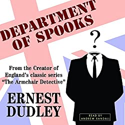 Department of Spooks: Stories of Suspense and Mystery