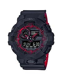 G-Shock Men's GA700SE-1A4 Watch Black