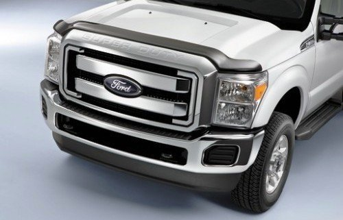 Oem Factory Stock Genuine 2011 2012 2013 2014 2015 Ford Super Duty (Smoked Color)