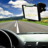 """Dashboard Tablet Stand,GULAKI Tablet Car Mount,Smart Phone and Tablet PC Car Holder for iPad 2 3 4,iPad Air,iPad Mini,Samsung Galaxy Tab and all Tablet Devices 4.7"""" to 11"""""""
