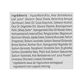 So'bio étic crème riche hydratante 24 h jour au pur jus d'aloe vera bio tube de 50 ml