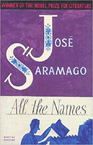 All The Names (Panther S.) by Saramago, Jose (2000)