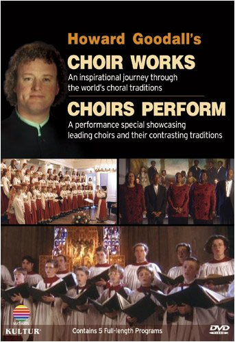 DVD : Christ Church Cathedral Choir - Howard Goodall's Choir Works And Choirs Perform (DVD)