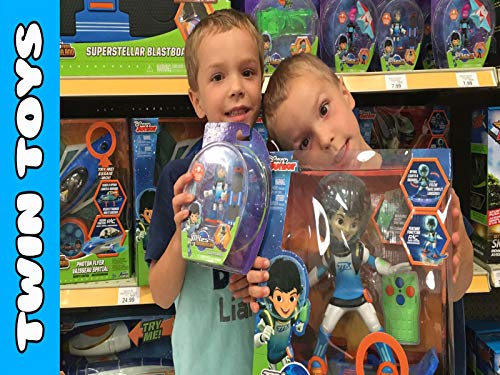 Toy Hunting with Eli and Liam