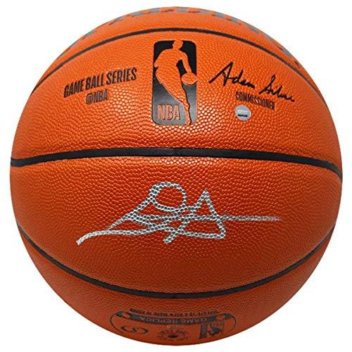 DeAndre Ayton Phoenix Suns Autograph NBA Game Basketball Steiner Sports Certified
