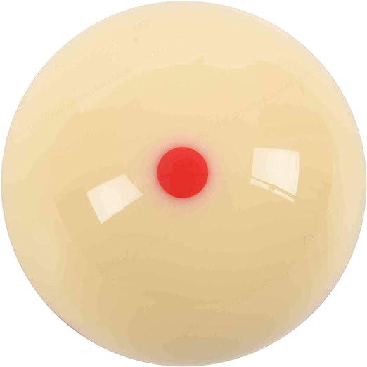 Agger 57 mm de Billar Mancha Roja Bola Blanca Pro Copa Piscina del Billar Snooker Formación Práctica de Billar Resina: Amazon.es: Hogar
