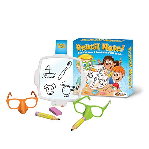 Fat Brain Toys Pencil Nose, Multi (Best Way To Make Someone Laugh)