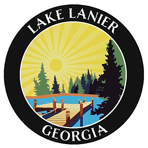 Lake Dock - Lake Lanier - Georgia 3.5