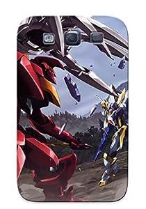 Awesome Case Cover/galaxy S3 Defender Case Cover(code Geass Kururugi Suzaku Stadtfeld Kallen ) Gift For Christmas