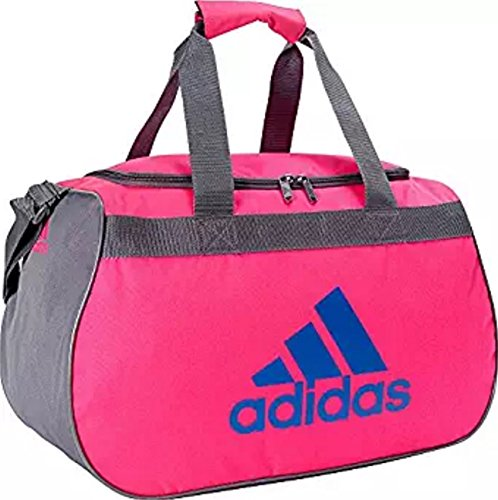 Adidas Diablo Small Duffel Limited Edition Colors  Exclusive  Shock Pink   Onix
