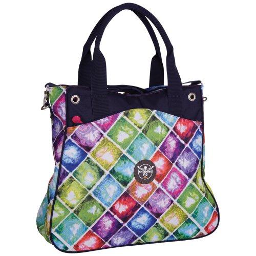 Chiemsee Damen Sporttasche Ladies New Handbag Small, Square Mint, 11 Liter, 5060043