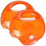 KONG Jumbler Ball Dog Toy, Medium/Large (2 Pack)