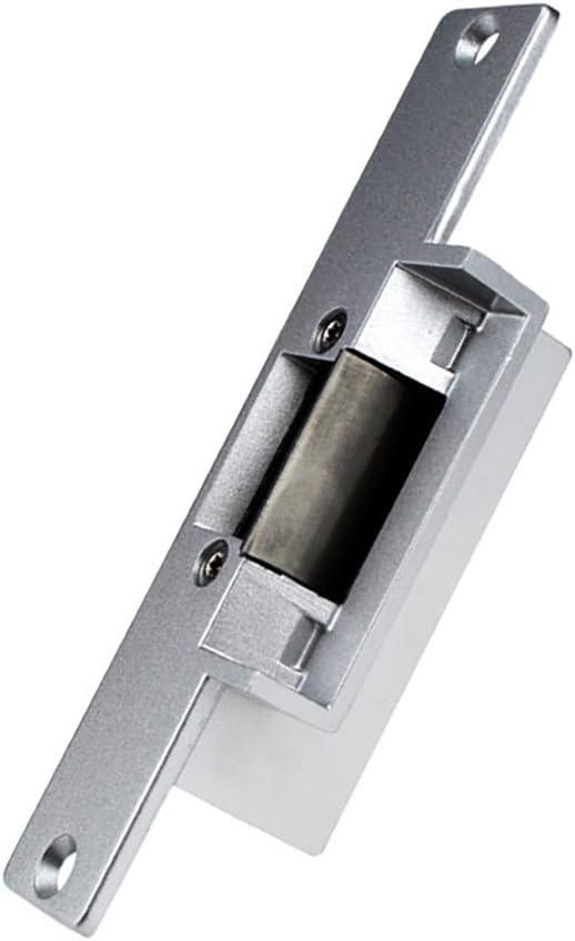 Cerradura el/éctrica Abrepuertas el/éctrico ajustable para puertas con corriente 12V DC 12V DC ZKTeco 3007 Disponible versi/ón fija o ajustable.