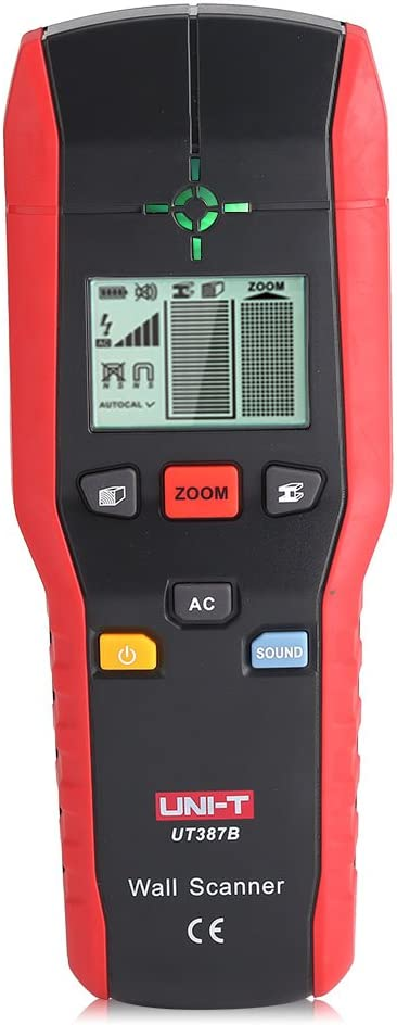 Professional Wall Scanner Digital Handheld Detector Finder Wood Metal AC Cable Electric Wire Detecting Tool