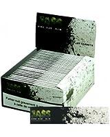 JASS king size slim - boîte de 50 cahiers de papier a rouler slim