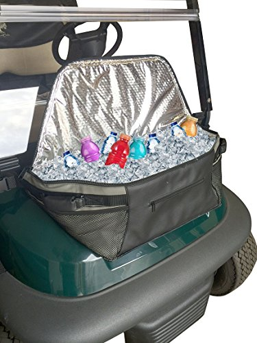 Golf Cooler Cart Callaway (Coolest Buggy Cooler for Any Golf Cart with Any Roof)