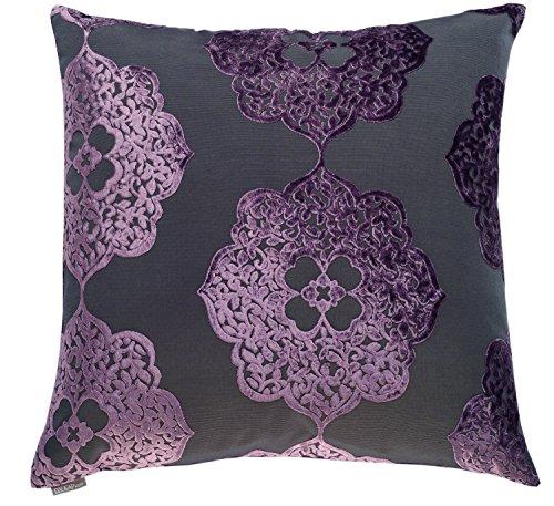 Canaan Company Maison Decorative Throw Pillow, Plum (Canaan Company Pillow compare prices)