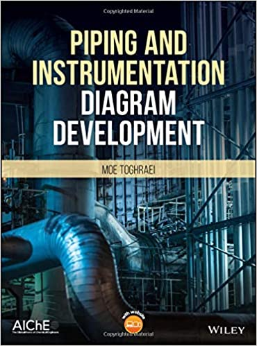 piping and instrumentation diagram development hardcover – import, 31 may  2019