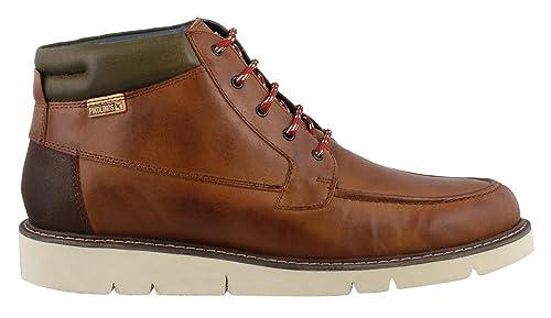 Pikolinos Chaussures Cuero Homme Alpes Boots 8124 Montantes BBnUrgv