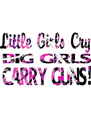 Lil Girls Cry Pink Camo - Cry Pink