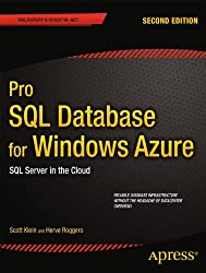 Pro SQL Database for Windows Azure SQL Server in the Cloud
