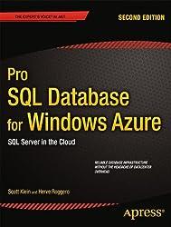 Pro SQL Database for Windows Azure SQL Server in the Cloud