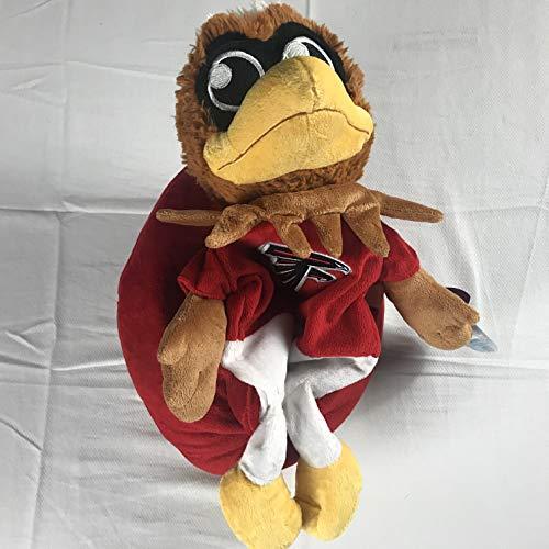 (Falcons Atlanta Reverse-A Pals Plush Football Kids Toy Mascot Dirty Bird Stuffed)