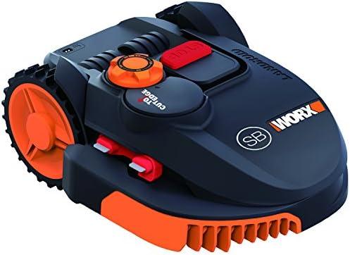 Worx S500 I - Robots cortacesped - 500 m²: Amazon.es ...