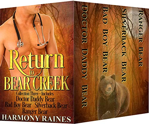 Return to Bear Creek Collection Three: BBW Paranormal Romance ()