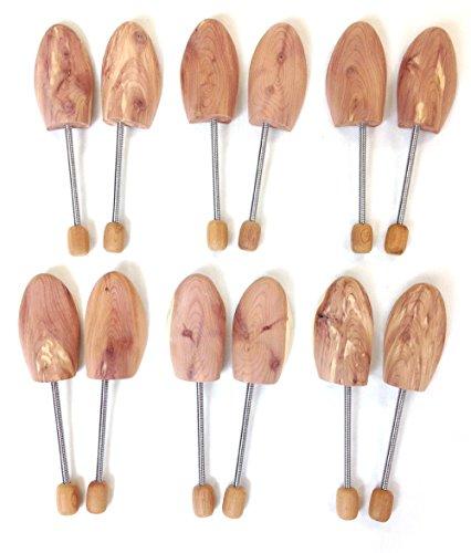 Element Tree (Cedar Elements Little Wholesale Program - Women's Cedar Shoe Tree - 6 Pairs)