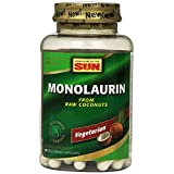 Monolaurin by Health From The Sun - 90 capsule