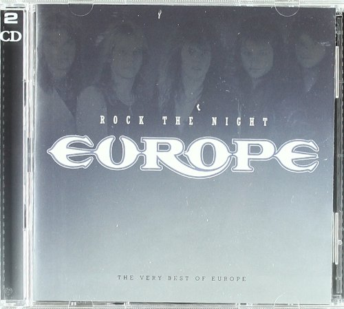 CD : Europe - Rock The Night: Very Best Of Europe (Italy - Import, 2 Disc)