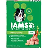 Iams ProActive Health Minichunks Dry Dog Food for All Dogs – Chicken, 38.5 Pound Bag