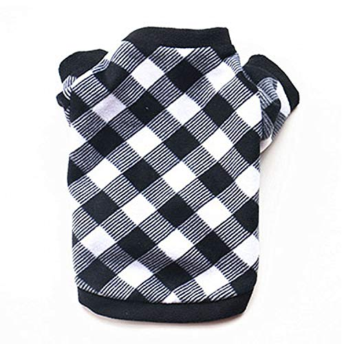 Huntty Dog Like Pet Cat Clothes Cute Cat HoodiesFleece Puppy Dogs Cats Kitten Suit Spot Stock Fast,as Show,S